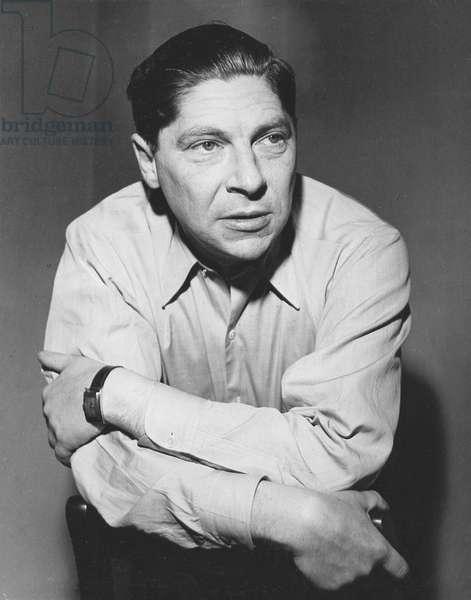 Koestler, Arthur, older ca. 1960