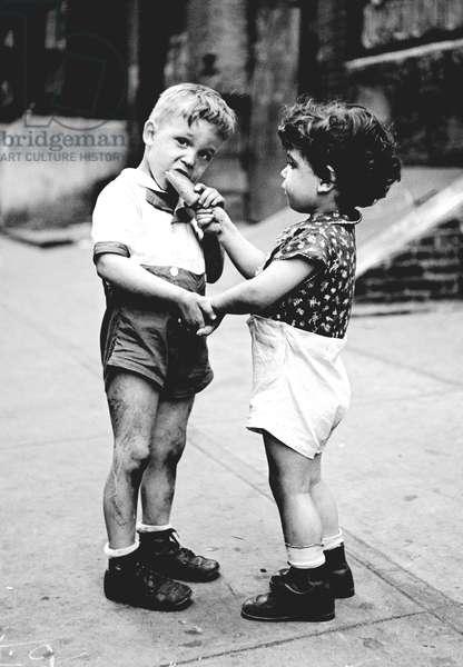 Friends, New York 1943