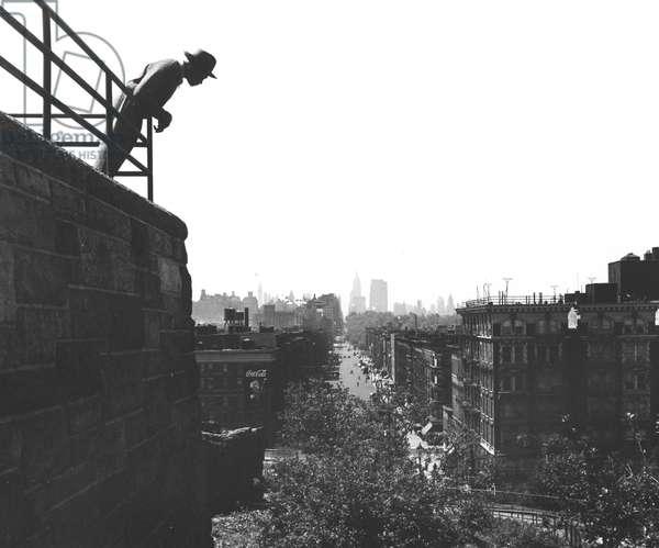 Mt. Morris Park, New York 1945
