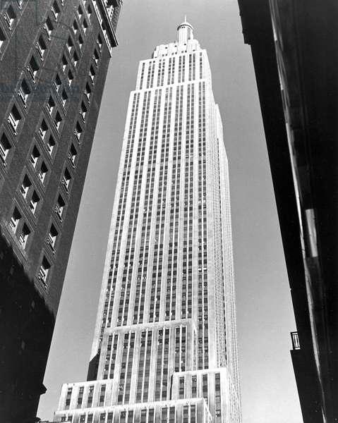 Empire State, New York 1946
