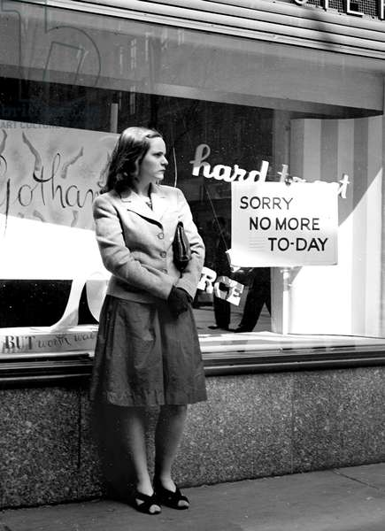 No More Today New York 1942