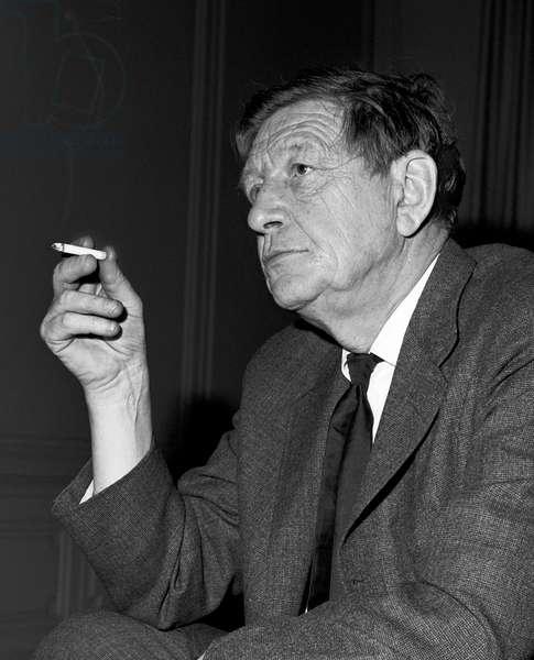 Auden, W.H. 1961