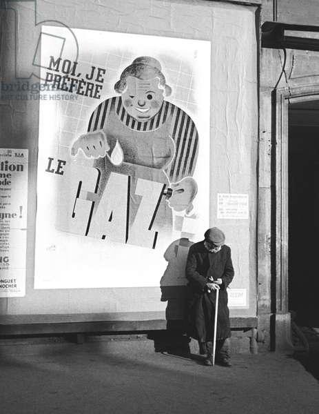 Le Gaz, Paris 1933