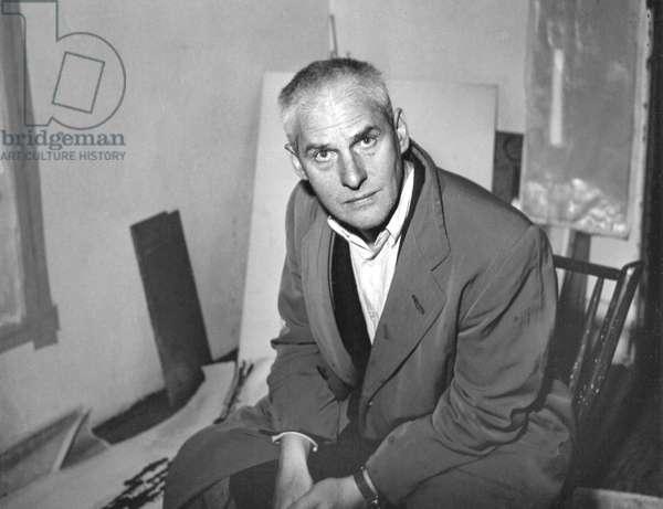 de Kooning, Willem, 1956