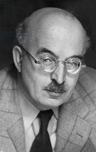 Zweig, Arnold ca. 1937