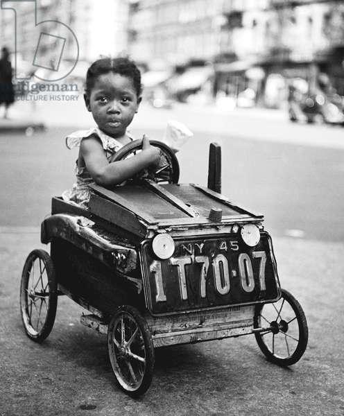 Harlem, New York 1947