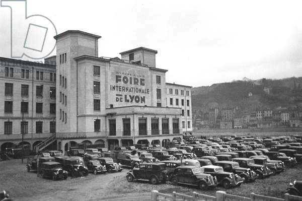 Foire Internationale de Lyon, 1938