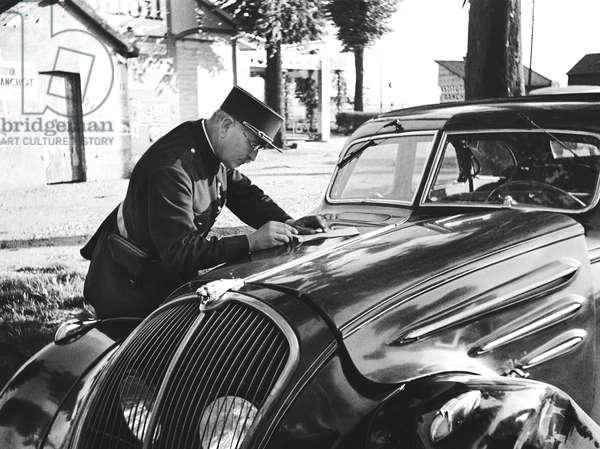Le Flic, Paris 1937