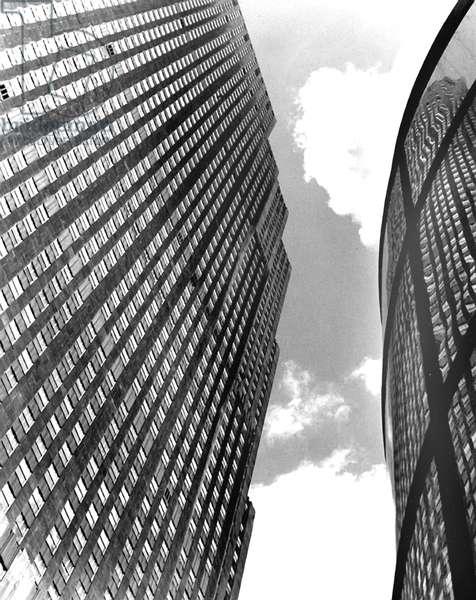 RCA Building, New York 1944