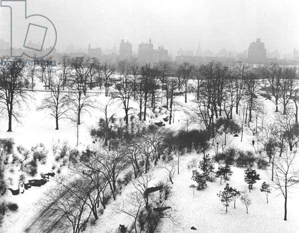 Winter, New York 1949