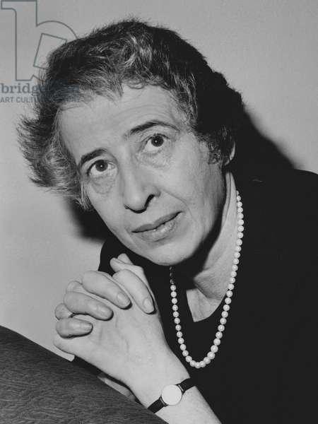 Arendt, Hannah 1960