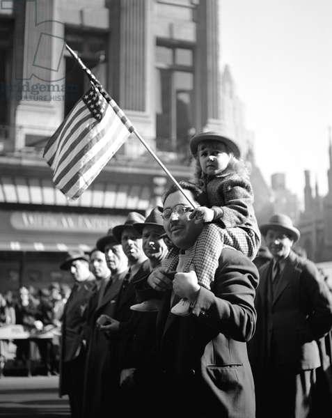 Parade, New York 1946