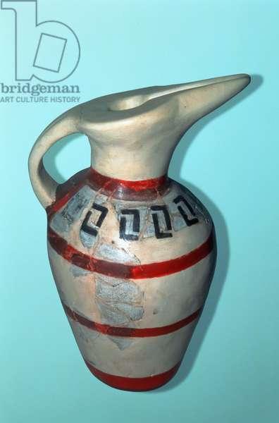 Jug, from Hallstatt, c.750-400 BC (pottery)