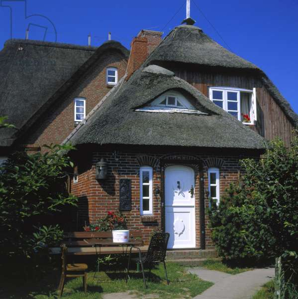 House on the Backenswarft (photo)