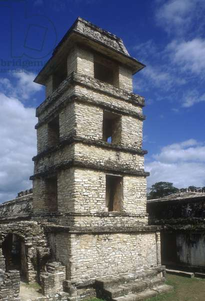 The Observatory Tower in the Great Palace (stone)