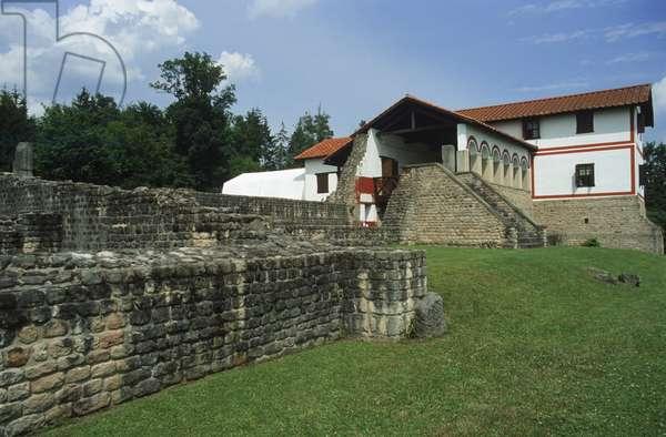 Villa Rustica, built 1st-3rd century (photo)