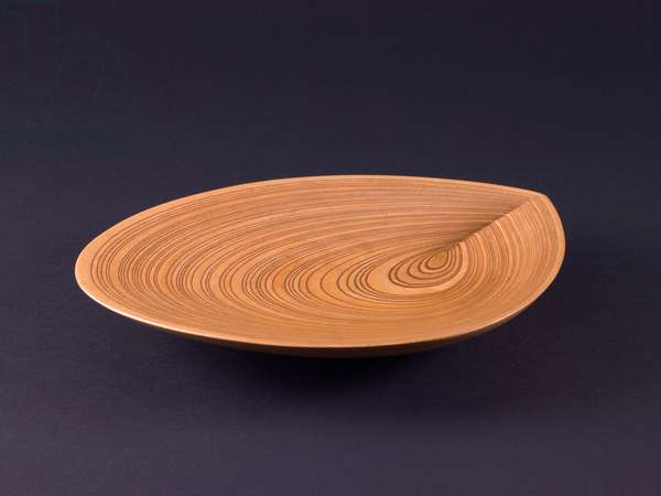 Platter, 1954 (laminated birch)
