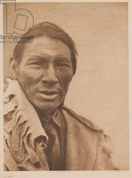 A Cree, 1926 (photogravure)