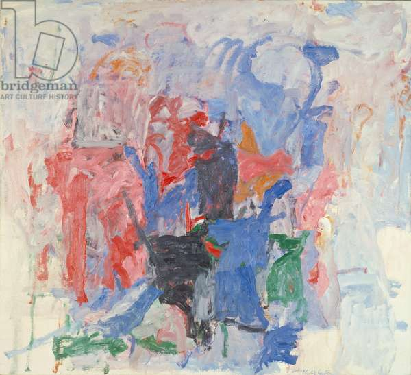 Room 112, 1957 (oil on canvas)