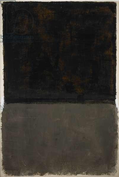 Untitled, 1969 (acrylic on canvas)