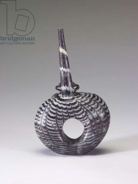 Perfume Sprinkler, 12th-13th century (glass)