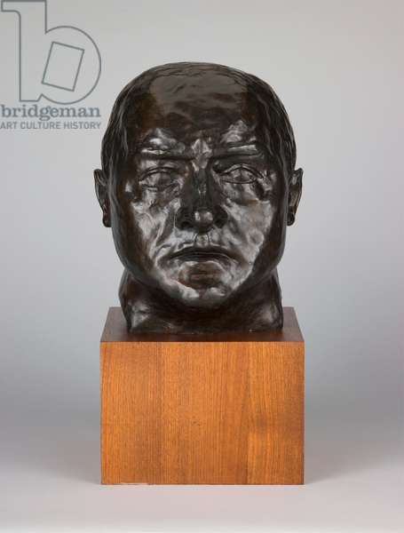 Self Portrait, 1936, cast 1958–59 (bronze)