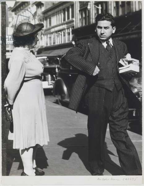 Chicago, 1935 (gelatin silver print)