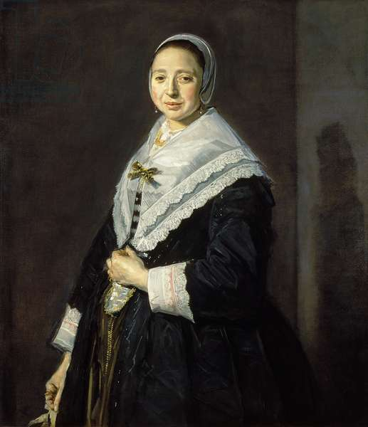 Portrait of a Woman, 1650-52 (oil on canvas)