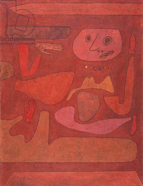 The Man of Confusion, 1939 (oil on canvas)