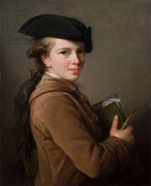 The Artist's Brother, 1773 (oil on canvas)