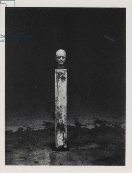 Self-Portrait, 1971 (offset litho)