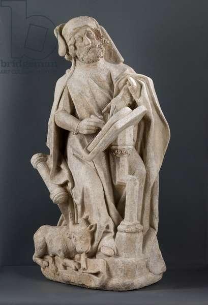 St. Luke (limestone)