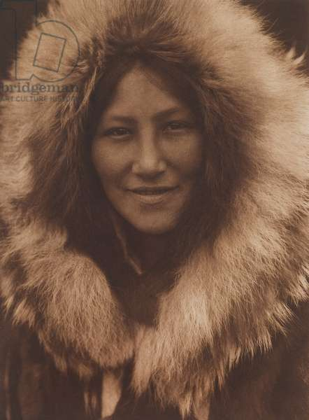 Ola - Noatak, 1928 (photogravure)
