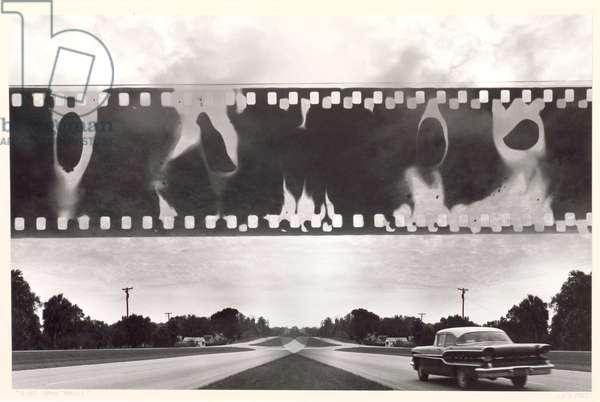 God's Home Movies, 1967 (gelatin silver print)