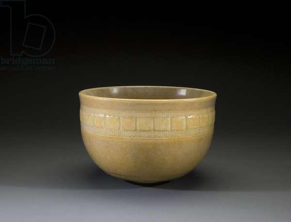 Bowl, c.1920-25 (glazed stoneware)