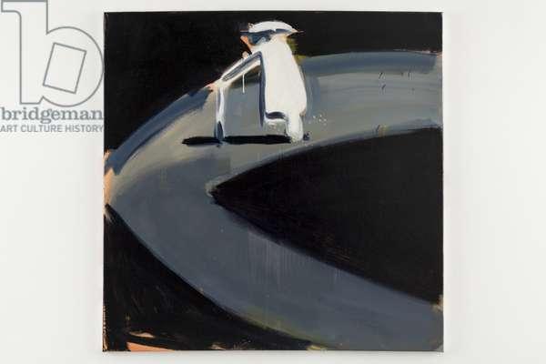 Wayfarer, 2014 (oil on canvas)