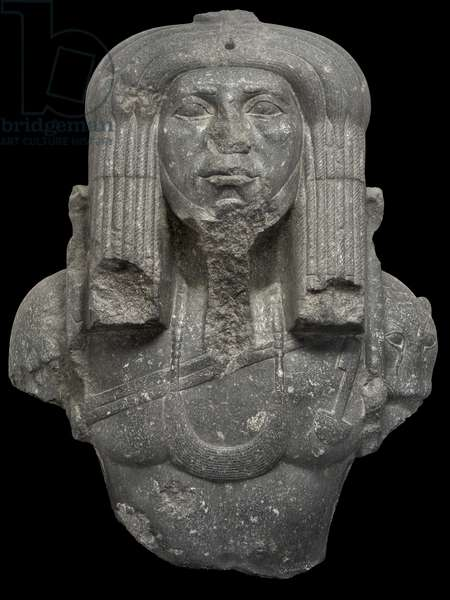 statue of Amenemhat III as a Priest