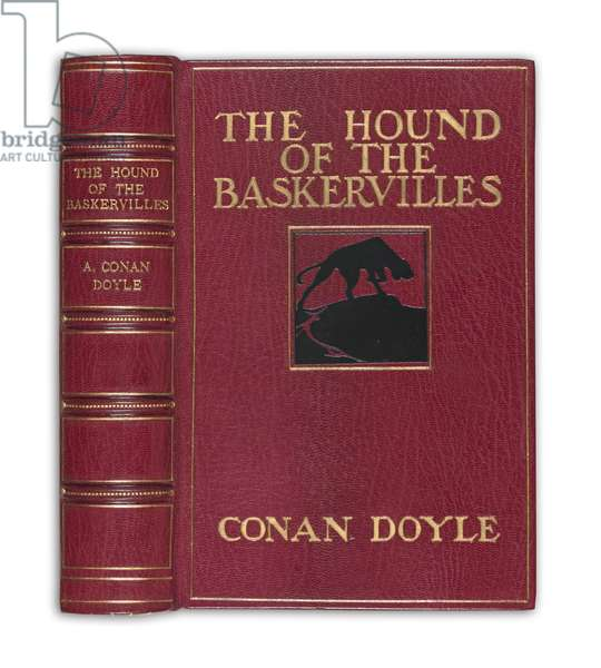 'The Hound of the Baskervilles' by Sir Arthur Conan Doyle, first edition, London, 1902