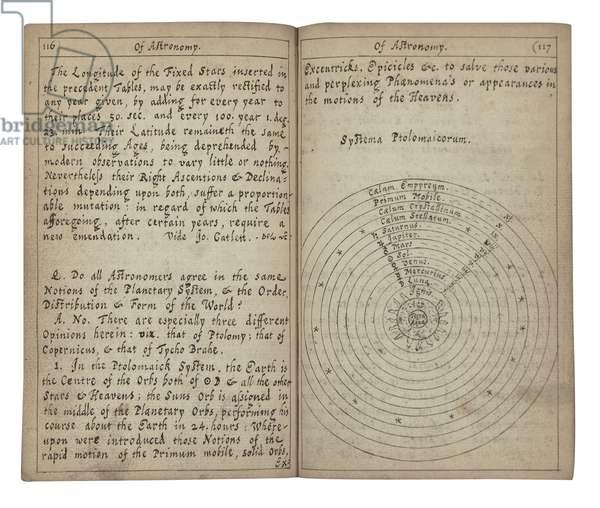 Puerilium Fasciculus; sive, Variarum rerum ad Brachygraphiam, Glossographiam, Arithmeticam, et Artes alias spectantium (ink on paper)