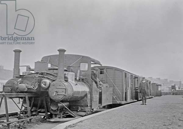 Lartigue Railway, County Kerry, Ireland c.1910 (gelatin silver print)