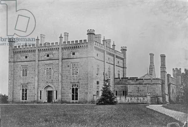 Kilronan Castle, Ireland, c.1859 (albumen print)