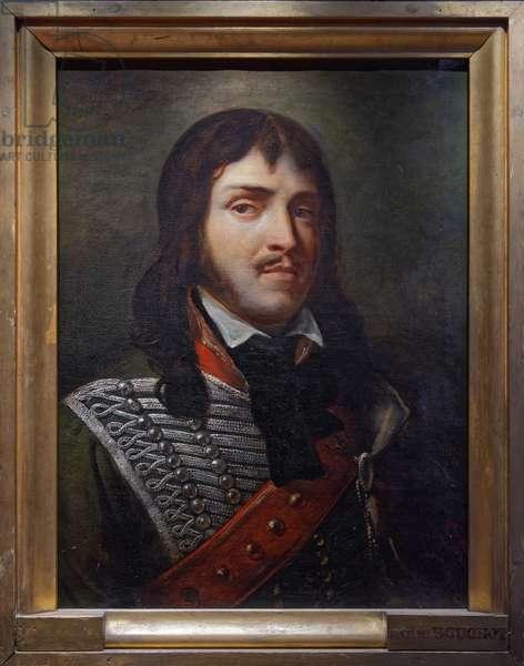 General Francois Severin Marceau, 1840 (oil on canvas)