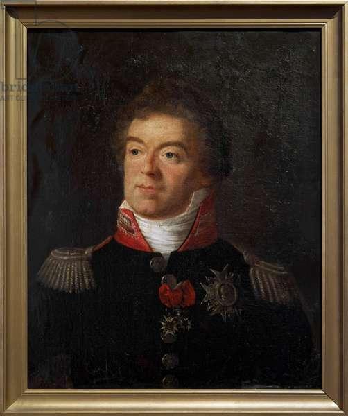Louis Alexandre Berthier, 1814-15 (oil on canvas)