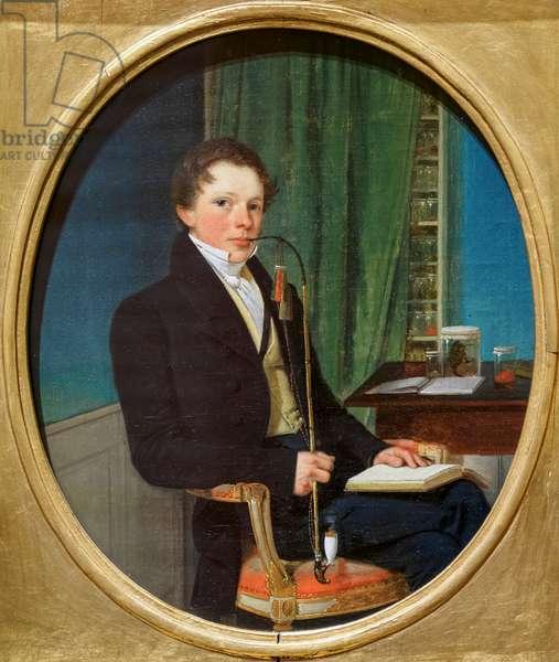 The Anatomist Henrik Carl Bang Bendz, the Artist's Brother, 1829 (oil on canvas)