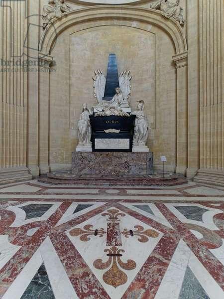 Tomb of Vauban, Église du Dôme, les Invalides