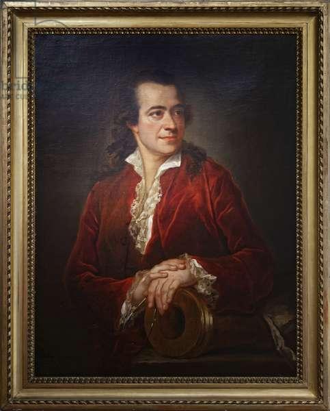 Jean Francois de Berenger Donicourt, 1773 (oil on canvas)
