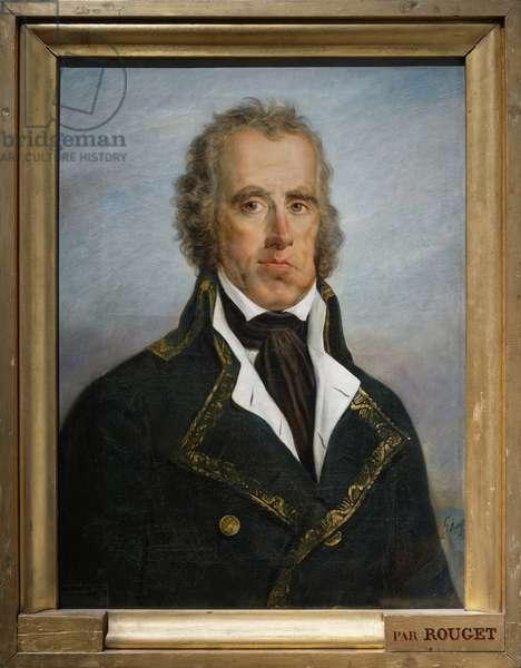 General Jean Nicolas Houchard, 1835 (oil on canvas)