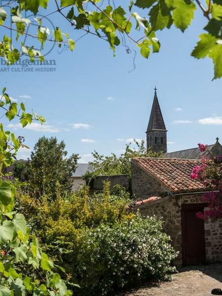 Le Dorat, France, 2017 (photo)