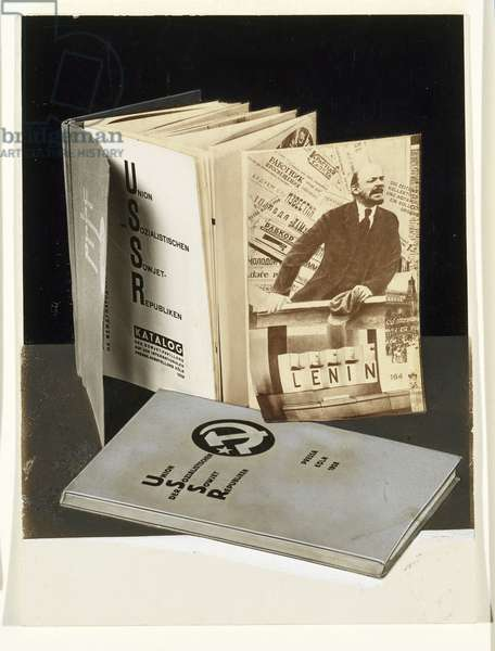 Untitled (Pressa catalogue) 1928 (mixed media)