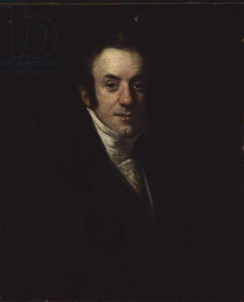 Self Portrait (oil on canvas)